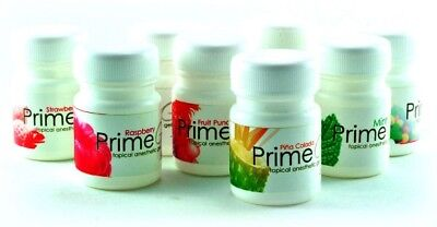 Prime-Dent FRUIT CHERRY flavored Topical Anesthetic Gel dental implant