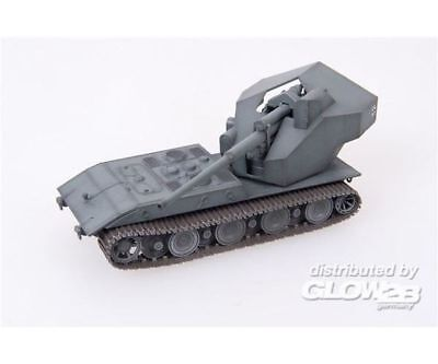 Modelcollect AS72078 German WWII E-100 panzer weapon carrier with 128mm gun, 194