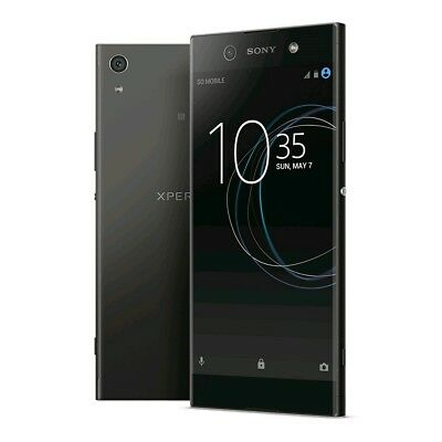 Sony Xperia XA1 Ultra 32GB Black (Unlocked/SIM FREE) Grade A Excellent Condition