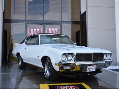 GS455 -- 1970 Buick GS455  11,860 Miles Wite   Automatic