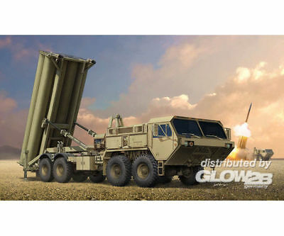 Trumpeter 1054 Terminal High Altitude Area Defence (THAAD) in 1:35 NEU