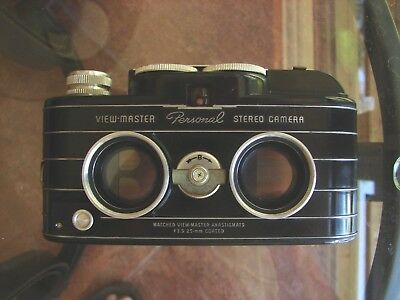 View-Master Camera Working COMES WITH STRONG CASE & STRAPS reduced 4/20