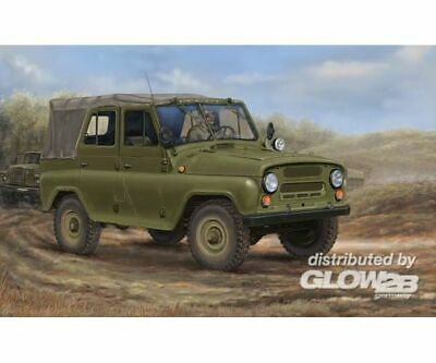 Trumpeter 2327 Soviet UAZ-469 All-Terrain Vehicle in 1:35 NEU