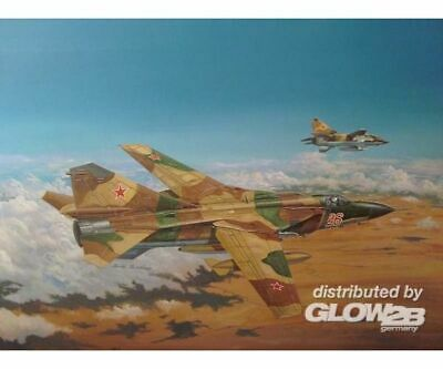 Trumpeter 2855 Russian MIG-23ML Flogger-G in 1:48