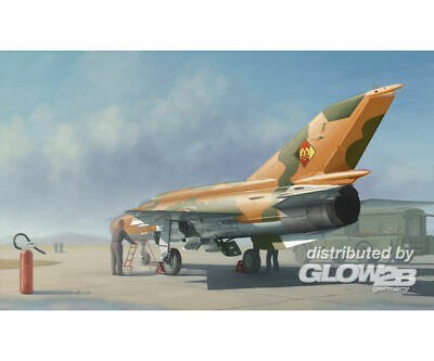 Trumpeter 2863 MiG-21MF Fighter in 1:48