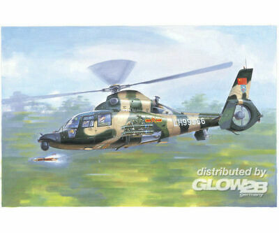Trumpeter 5109 Chinese Z-9WA Helicopter in 1:35 NEU