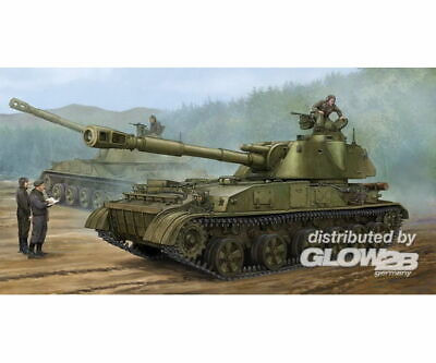 Trumpeter 5543 Soviet 2S3 152mm Self-Prop.Howitzer Earl in 1:35