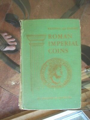 Roman Imperial Coins Reading and Dating by Zander Klawans my favorite book these
