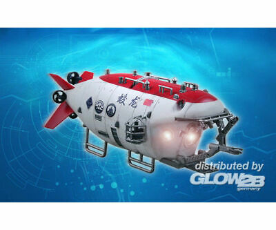 Trumpeter 7303 Chinese Jiaolong Manned Submersible in 1:72