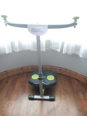 Twist & Shape Exercise Machine In Good Used Condition