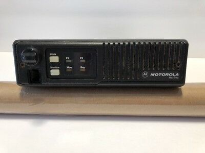 Used Motorola MaxTrac Mobile 800 MHz Two Way Radio Model #D45MJA73A6AK Working A
