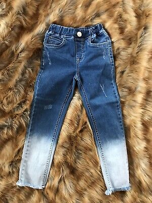 Size 4/5 Girls Jeans New Mae LI Rose Boutique New With Tags