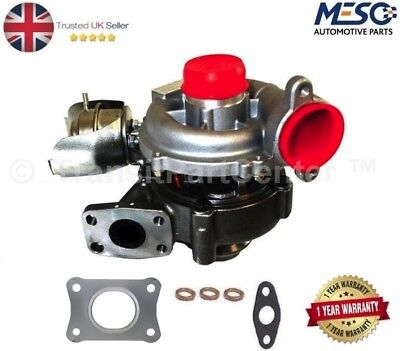 FITS FOR FORD FOCUS TURBO TURBOCHARGER 1.6 DIESEL TDCi DV6 ENGINE 110PS/BHP