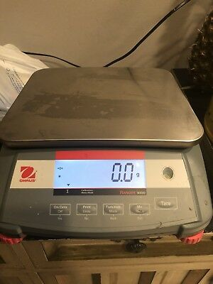 Ohaus  R31P6 Counting Bench Scale RANGER3000  15LB