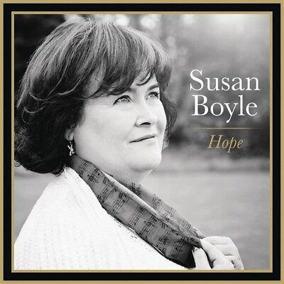 SUSAN BOYLE Hope CD Brand New And Sealed