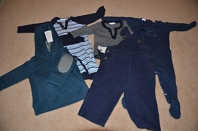 Purebaby Clothes Package – Size 00 3-6 Months – 5 Pieces