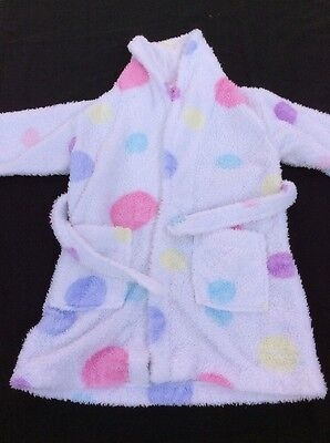 BHS Baby Dressing Gown 18-24