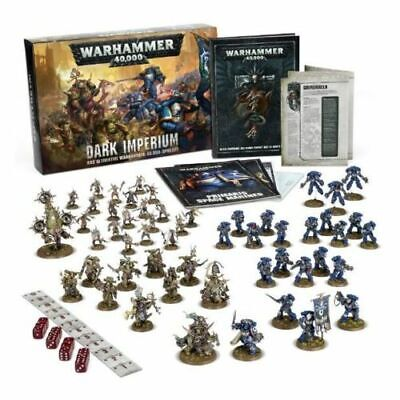 Games Workshop 40-01-04 Warhammer 40,000 WARHAMMER 40000: DARK IMPERIUM (DEUTSCH