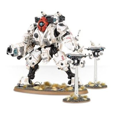 Games Workshop 56-20 TAU EMPIRE XV95 GHOSTKEEL BATTLESUIT Warhammer 40,000 Tau E