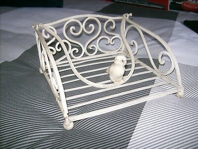vintage shabby chic napkin holder 4 99 picclick uk rh picclick co uk