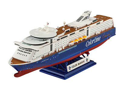 Revell 65818 Model Set M/S Color Magic NEU