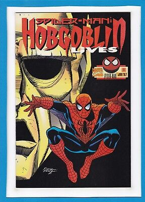 "Spider-Man: Hobgoblin Lives #1_January 1997_Near Mint Minus_""victims""!"