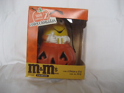 M&M'S- M&M HALLOWEEN COIN BANK-  BRAND NEW IN PACKAGE  from MEXICO