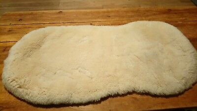 Maxtto Luxury 100% Natural Sheepskin Liner For Pushchairs And Car Seats
