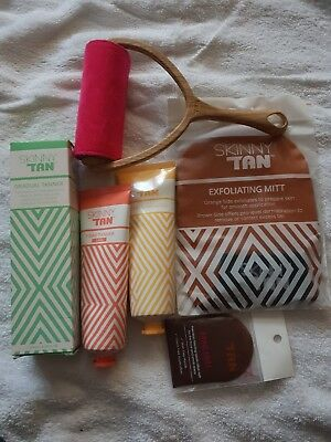 Skinny Tan Bundle (exp July 2018)