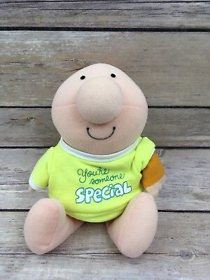 Vintage 1981 American Greetings Ziggy Plush  You're Someone Special Doll