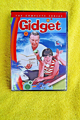 GIDGET  the COMPLETE SERIES(32 EPISODES)(1965) NEW/SEALED + SURFIN' SALLY FIELD!