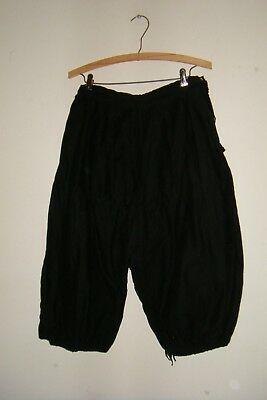 Ant. Vict. Edw. Black Bicycle Sports Pants Bloomers Romper Tagged Jack Tar Togs
