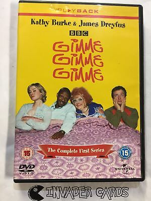 Gimme Gimme Gimme The Complete First Series BBC Box Set DVD Original Boxed