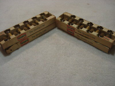 Box of 10 Texaco #1155 Miniature Light Bulbs Made by GE in the USA (same as #97)