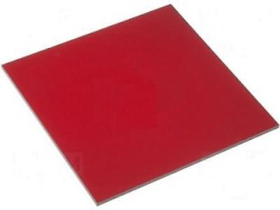 OP96X96PPC Front panel 96x96mm red  _