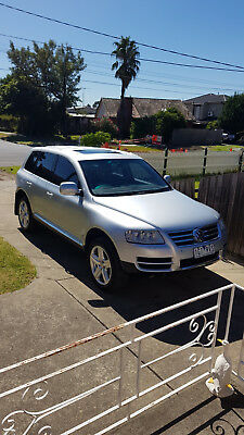 2005 Vw Touareg V10 Twin Turbo Diesel With Current R.w.c.