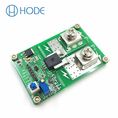 Unidirectional ACS758LCB-100U DC detection over current protection TOPUK