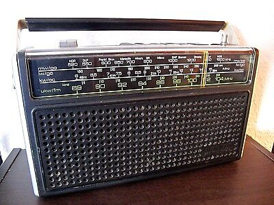 ancienne radio vintage telefunken partner 500