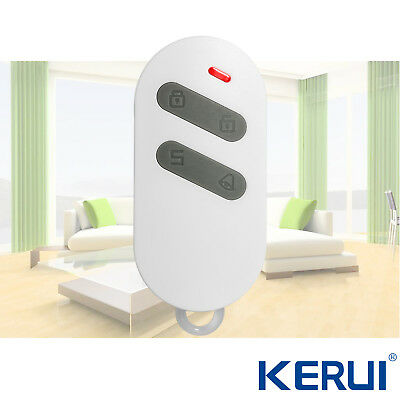 Wireless Remote Controller For KERUI 433MHz Home Burglar Security Alarm System