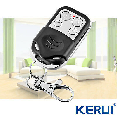Wireless Metal Remote Controller For KERUI Home Burglar Securtity Alarm System