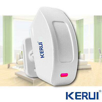 KERUI Wireless Curtain PIR Motion Detector Infrared Sensor For alarm System
