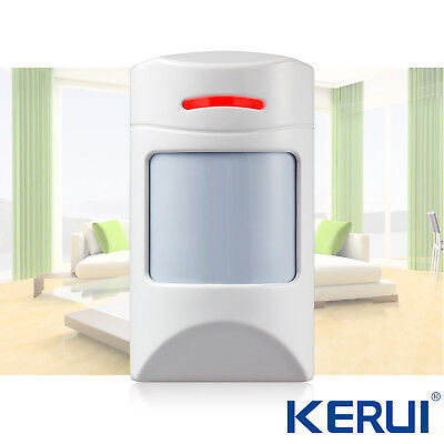 Wireless Pet-Immune PIR Detector Motion Sensor For Home Securtity Alarm System