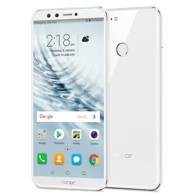 """Huawei Honor 9 Lite 3+32Go 5.65"""" FHD+ 18:9 Android 8.0 4G LTE Smartphone 4Camera"""