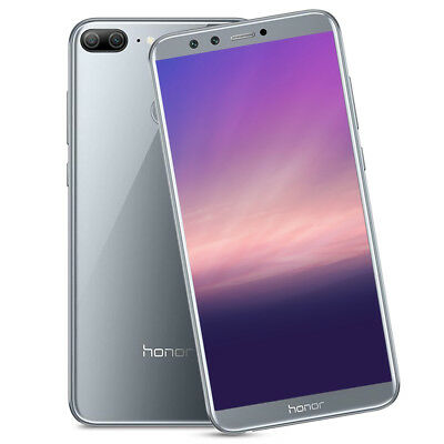 Huawei Honor 9 Lite Gris 3+32Go 4G Android 8.0 Smartphone Téléphone Mobile 4Cam