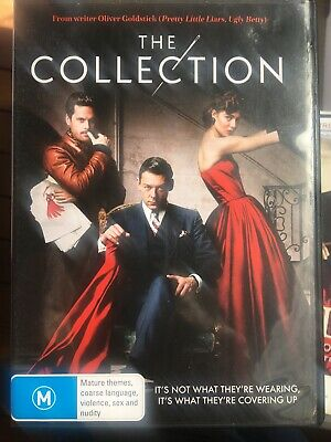 THE COLLECTION - The Complete BBC Series - 2 x DVD Set AS NEW! Season One