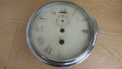 Smiths ships clock case for spares or repair