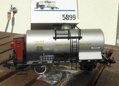 Märklin 5899 1 Gauge Chemical Tank Wagon the K.bay.sts.b. ep. 1 NEUWERTIG BOXED