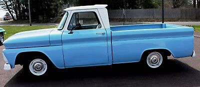 1966 Chevrolet C-10 1/2 Ton 1966 CHEVROLET C-10 PICK UP RESTORED, UPDATED AND IN GREAT ALL AROUND CONDITION