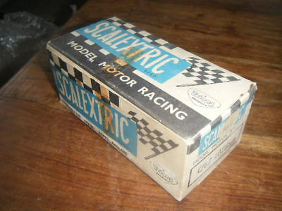 Vintage Triang Scalextric C/67 Lotus Box Only with inserts - Red Dot