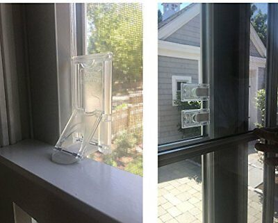 4 Pack Childproof Your Windows and Sliding Doors Baby Proofing